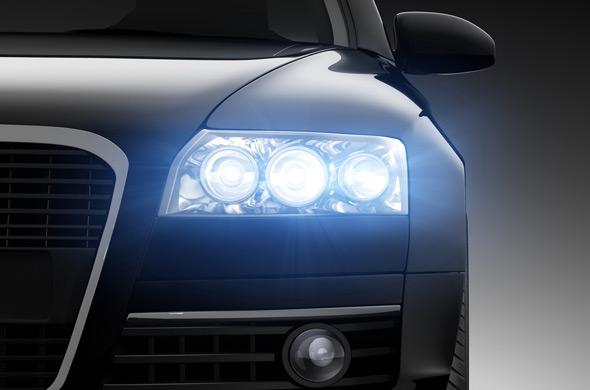 Autozubeh�r Scheinwerfer Xenon